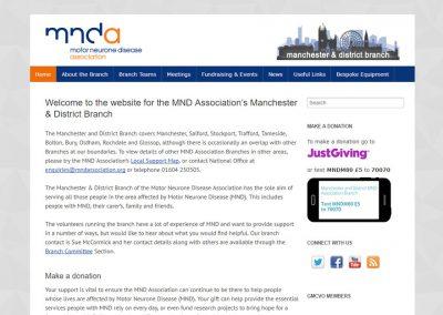 MNDA – Manchester Branch